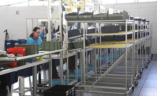Assemblaggi just in time produzione continua a treviso for Produzione mobilifici treviso